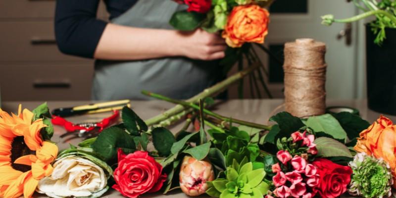 Novedades en el catálogo de flores a domicilio