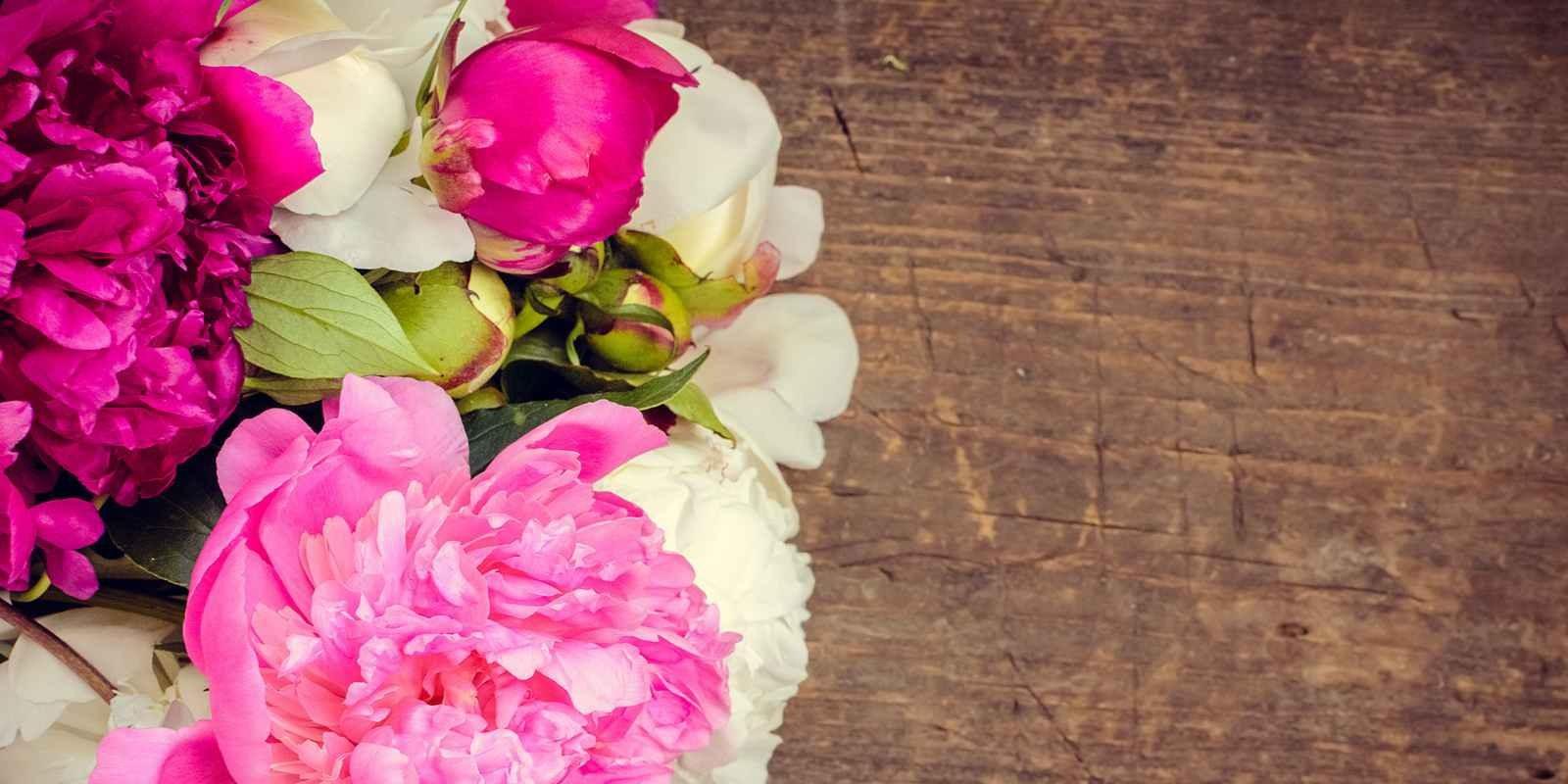 Envía flores si quieres sorprender con tu regalo
