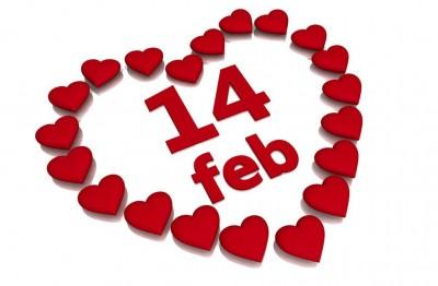 Enviar Flores en San Valentín - Día de los Enamorados - 14 de Febrero