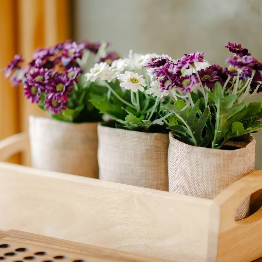 Ideas creativas para decorar tu hogar con flores
