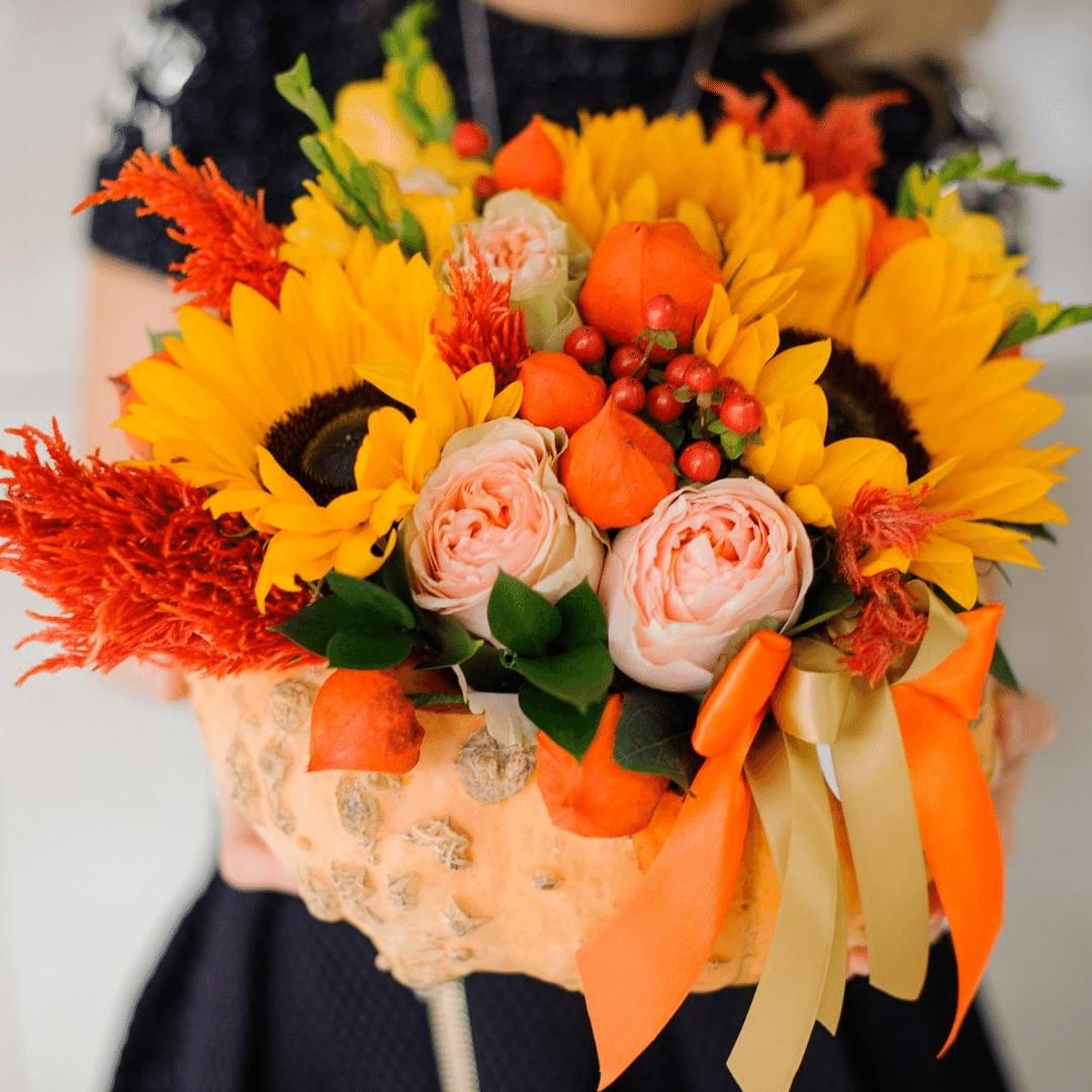 Protocolos al regalar flores a domicilio