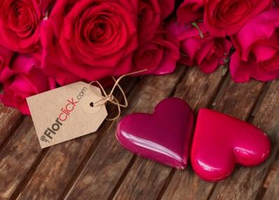 Regala ramos de rosas rojas en San Valentín si quieres hacer un buen regalo