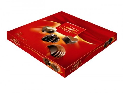 Bombones Caja Roja 200gr