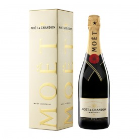 Botella Champagne Moet & Chandon