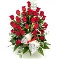 Centro 50 Rosas Rojas
