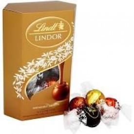 Lindt Lindor Surtido de Bombones de Chocolate 200g