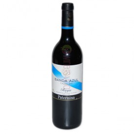 Paternina banda azul Crianza D.O. Rioja