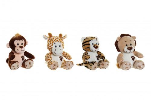 PELUCHE ANIMALES 6 SURT.