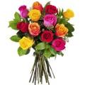 Ramo  12 Rosas Variadas