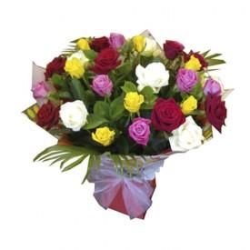 Ramo 24 Rosas Variadas