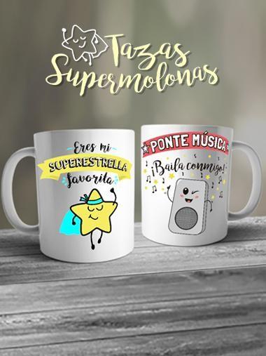 Tazas supermolonas